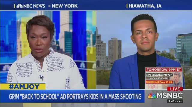 Activist, Pulse Shooting Survivor Brandon Wolf on Gun Reform: Talk Is Cheap, We Need Action